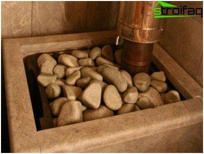 Камъни за баня