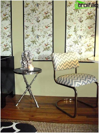 Inserciones de papel tapiz