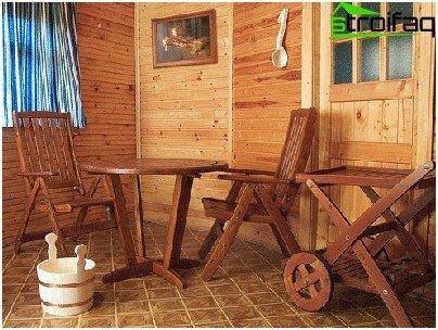 La madera es el mejor material para muebles.