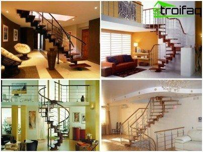 الدرج وحدات الصورة