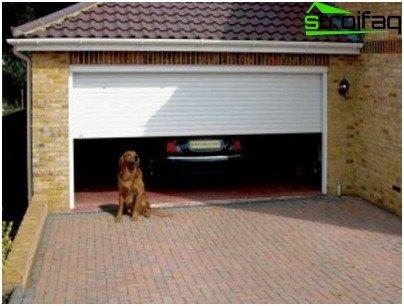 Garažna rolo vrata