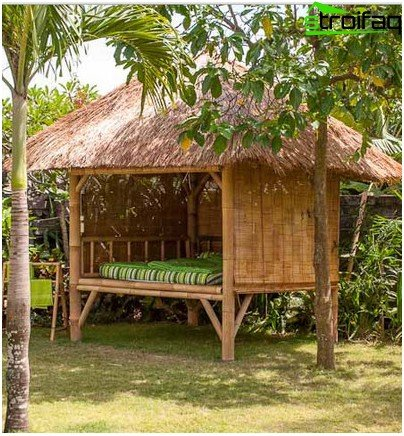 gazebo for relaxation