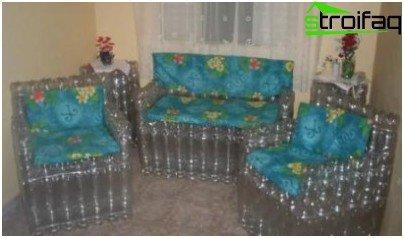 bottle furniture