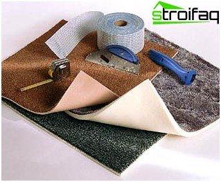 Основа за килими