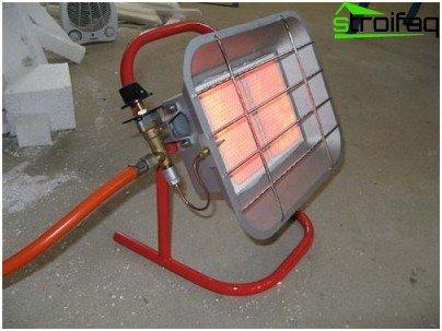 Riscaldatore a gas GPL
