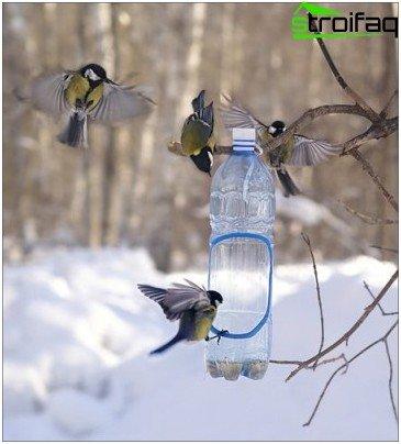 vogelvoeders