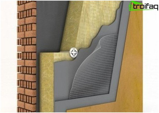 Пінополістирол - матеріал для швидкого ефективного утеплення