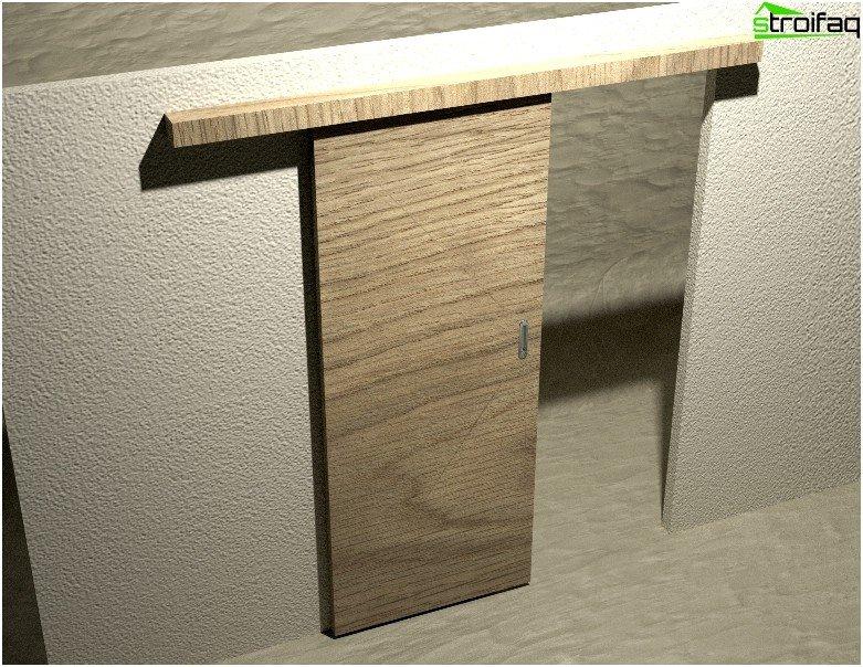 Thresholdless Sliding Doors