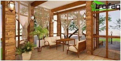 natkrivena veranda