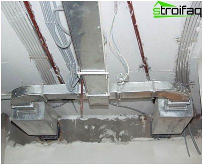 Design and installation of ventilation and air conditioning systems