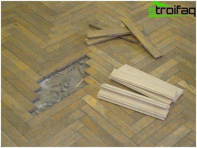 Flydende gulve