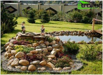 jardincito rocoso