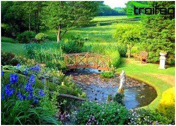 klassisk have