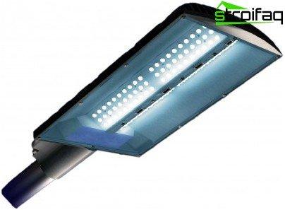LED Straßenlaternen