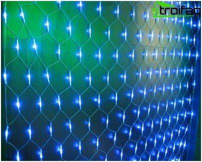 Mesh - LED Straßenlaternen