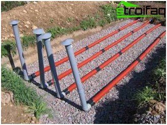 Drainage pipes
