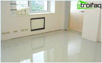 Шліфовані бетонні підлоги вписуються в будь-який інтер'єр
