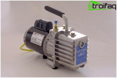Air conditioning pump