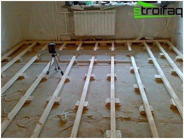 Board Flooring