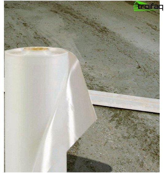Beskyttelse af gulvet mod fugt