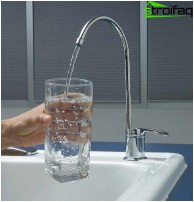 Reines Wasser ist der Schlüssel zu Ihrer Gesundheit