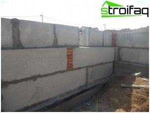 Præfabrikeret armeret betonfundament