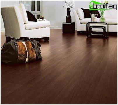 방의 목적은 바닥재를 선택할 때 주요 기준입니다.