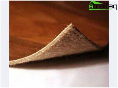 합성 PVC 리놀륨