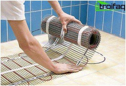 Електрическо подово отопление