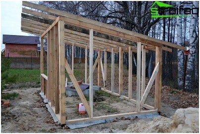 shed frame