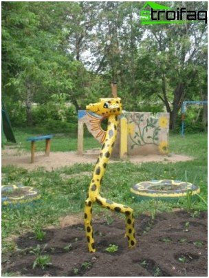 giraff i haven