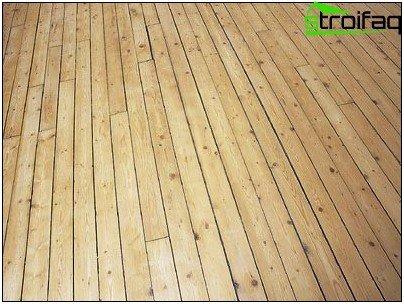 Replacing floorboards
