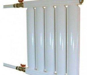 Литий алюмінієвий радіатор