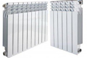 10-section and 5-section aluminum heating radiators