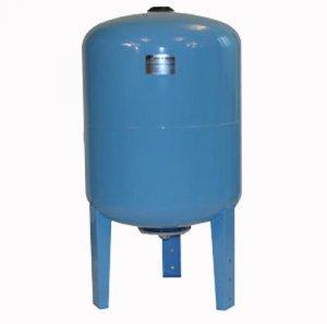 Acumulador vertical para el suministro de agua