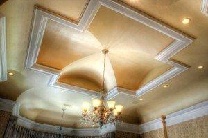 Klassisk loftdesign