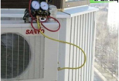INSTALLATION OF AIR CONDITIONING WITH THEIR OWN HANDS