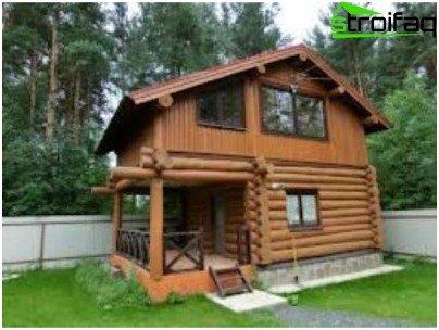 Prijavite saunu sa terasom