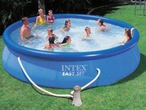Filterpomp voor opblaasbaar zwembad