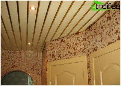 Rek verlaagd plafond