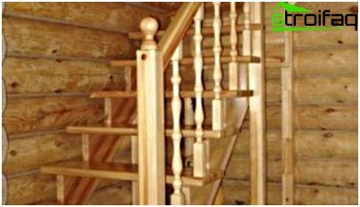 Stationary staircase