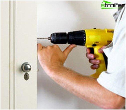 Was Sie brauchen, um Innenschiebetüren zu installieren