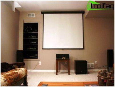 Home Cinema-verbinding