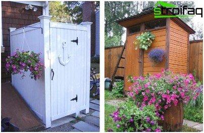 Bruser i haven - det er vigtigt at vælge et solrigt sted