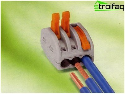 Junction Box Terminals