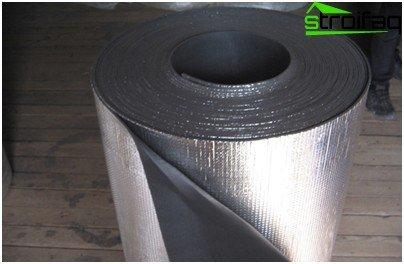 Papel de aluminio laminado