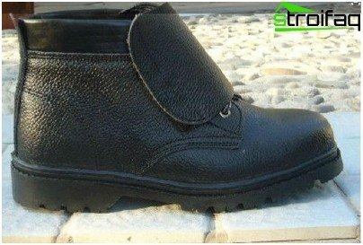 Zapatos para electricistas