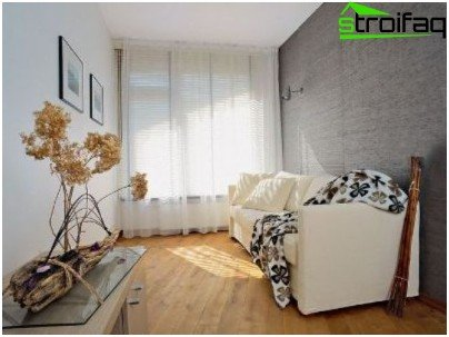 La pintura del piso puede decorar el interior o arruinar