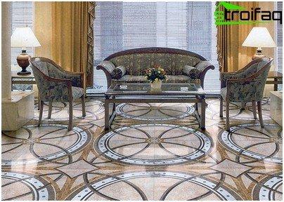 What is better tile or porcelain tile