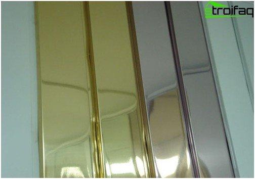 Rezani stropovi zadivljuju različitim nijansama